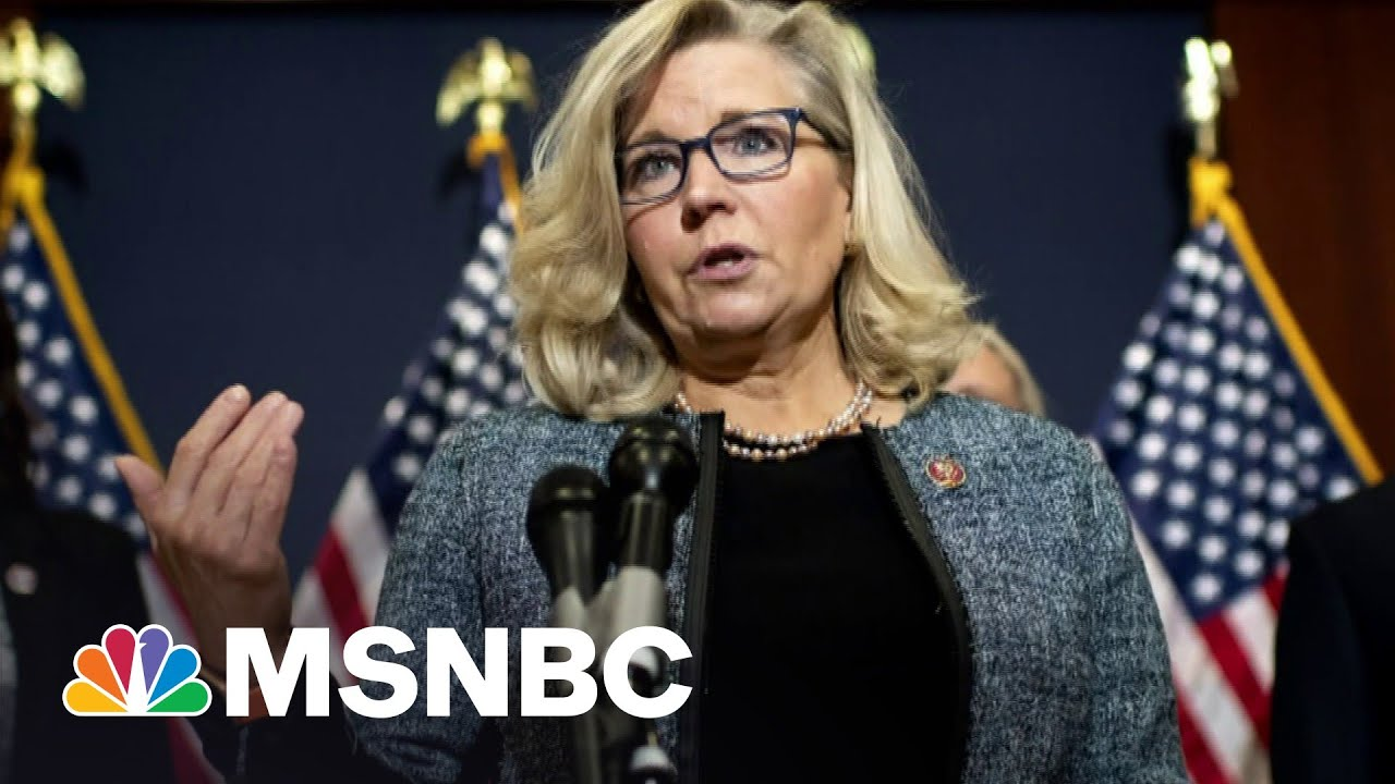 Liz Cheney Is Playing A 'Very Smart Long Game,' Says GOP Strategist   Morning Joe   MSNBC 1
