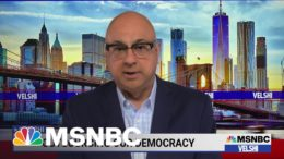 Velshi: Outsourcing Our Democracy | MSNBC 3