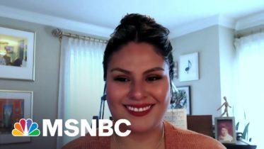 Brittney Valdes Discusses Restaurant Relief Fund During Covid-19 Crisis | Stephanie Ruhle | MSNBC 6