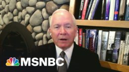 Robert Gates: President Only Presented With Bad Options In Afghanistan | Morning Joe | MSNBC 5