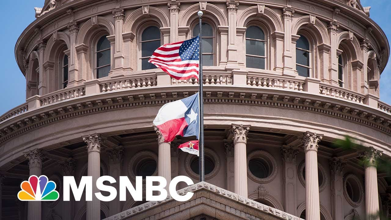 'On Juneteenth' And The Growing Diversity Of Texas | Morning Joe | MSNBC 1