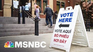 Florida And Texas GOP Back Voting Restriction Bill | MSNBC 6
