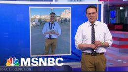 MSNBC's Steve Kornacki Correctly Predicts Kentucky Derby Winner | MSNBC 2