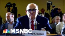 Why The Giuliani Raid Scares Trump | The Beat With Ari Melber | MSNBC 9