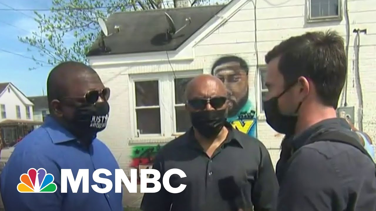 Andrew Brown Jr. Family Attorneys Call For Independent Prosecutor to Investigate Case | MSNBC 1