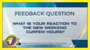 Feedback Question | TVJ News - May 5 2021 2