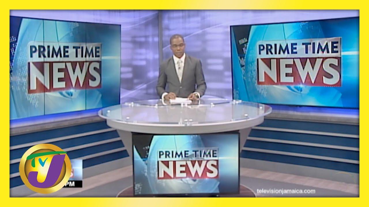 Jamaican News Headlines | TVJ News - May 5 2021 1