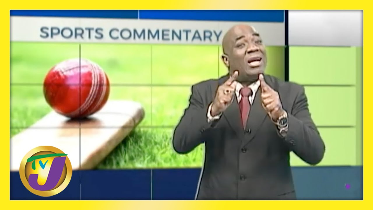TVJ Sports Commentary - May 5 2021 1