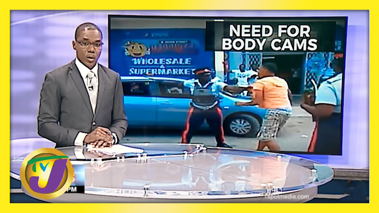 INDECOM Raises Concerns About Police Stop & Search in Jamaica | TVJ News - May 5 2021 1