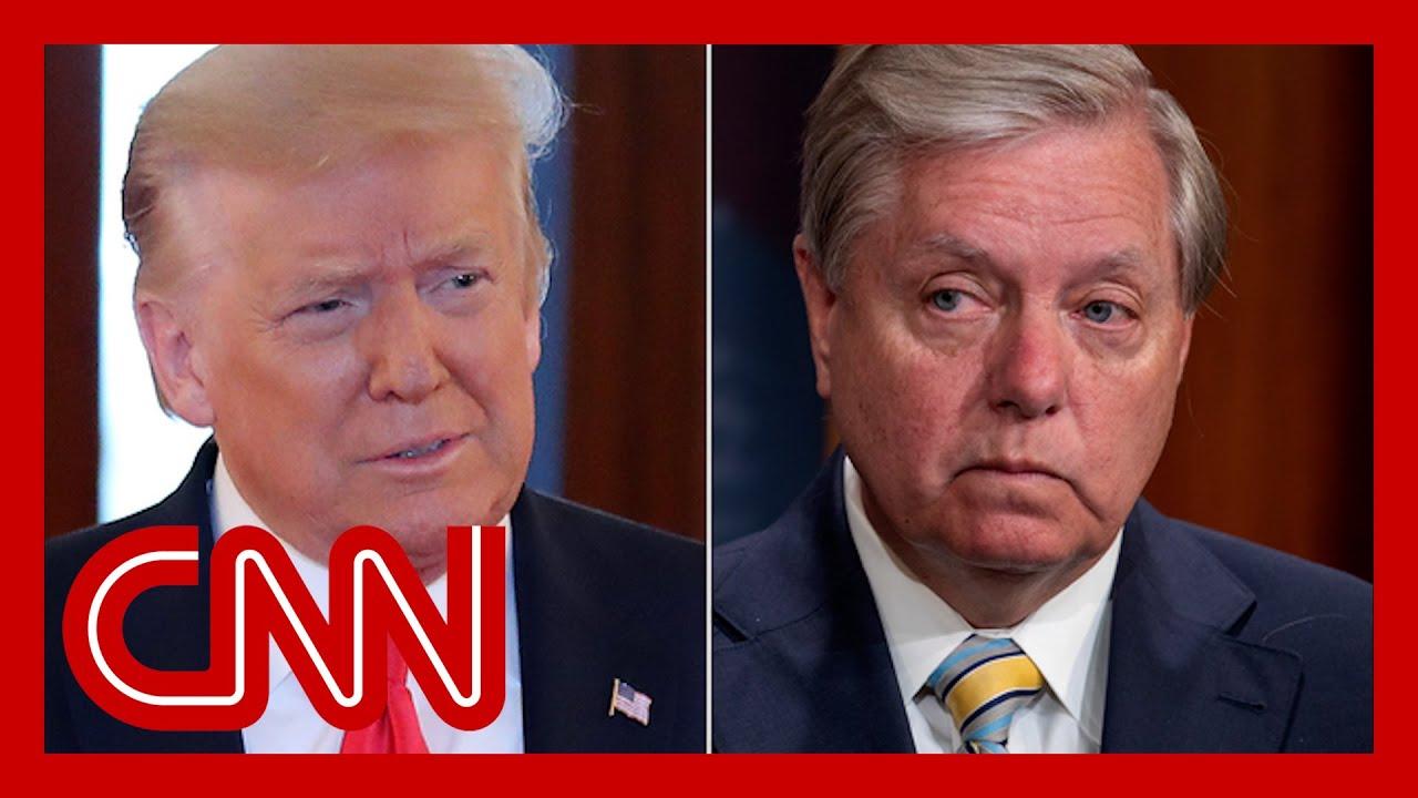Ex-GOP lawmaker: I don't understand Graham's remark about Trump 9