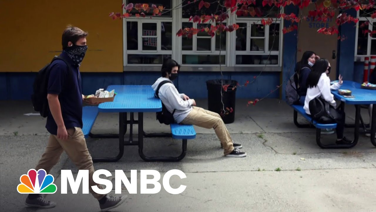 1 In 8 Americans Will Face Food Insecurity This Year   The Last Word   MSNBC 1