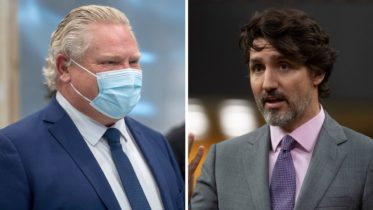Trudeau says Ford hasn't made formal request for additional border controls 6