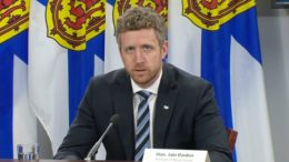 N.S. tightens COVID-19 restrictions as cases hit a new high on Friday 1