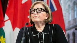 Health officials warn it's too early to ease Ontario's restrictions 4