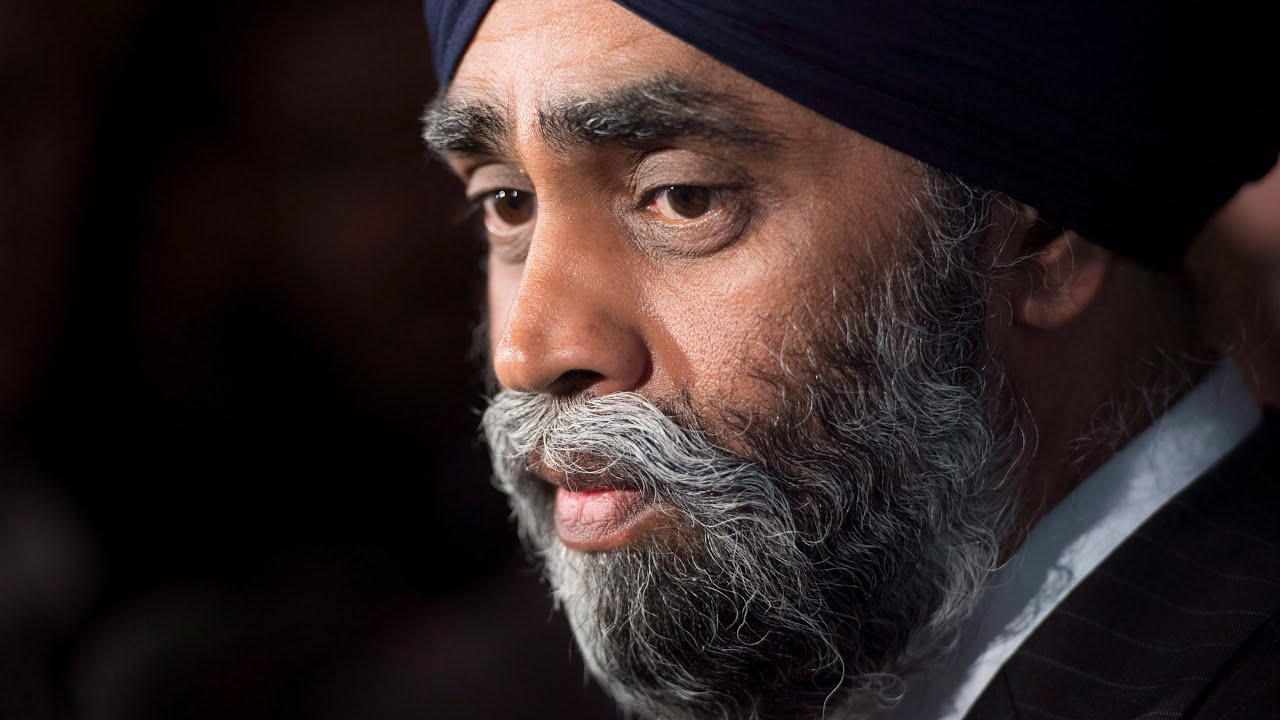Sajjan should resign, has 'failed' as Trudeau's defence minister: strategist 8