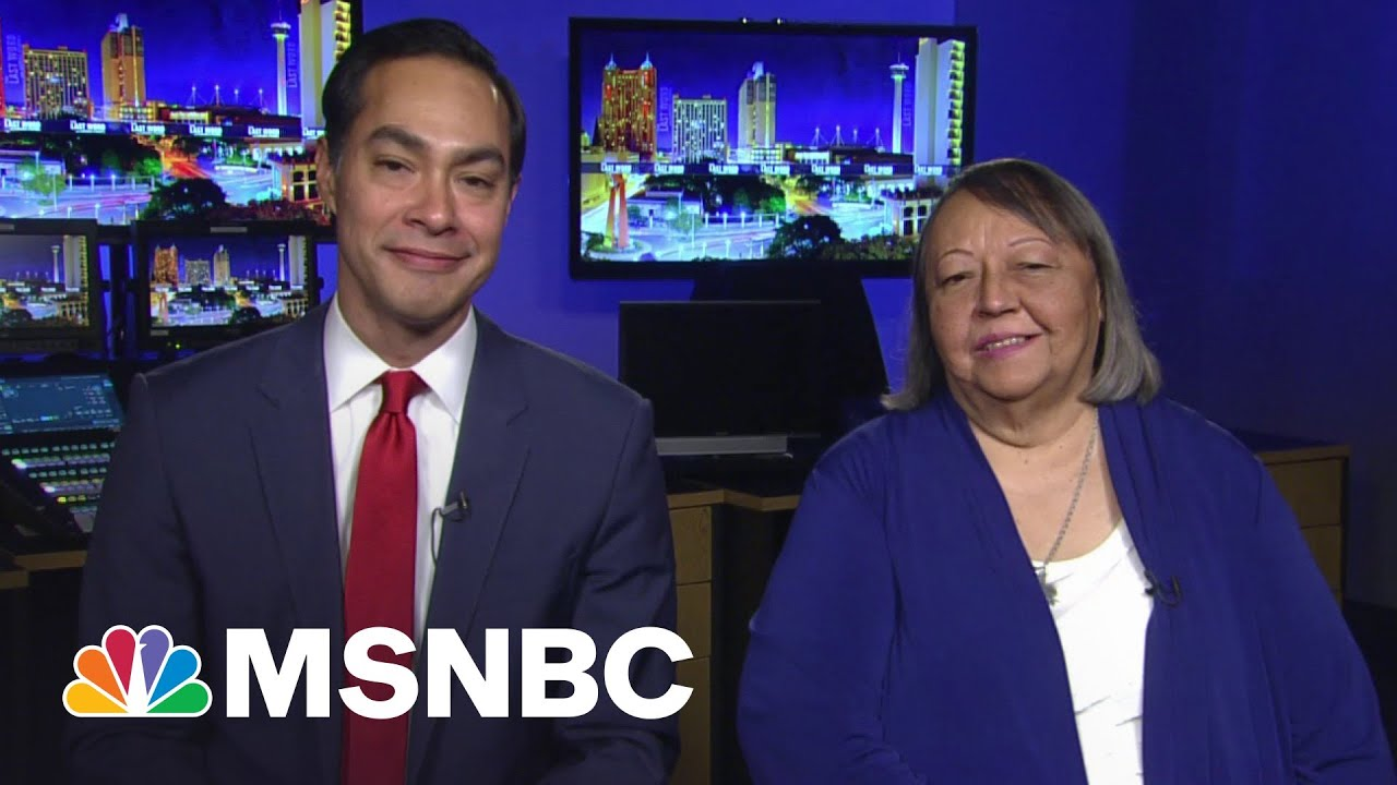 Julián Castro Fights Voter Suppression 50 Years After His Mother Fought For Voting Rights 1