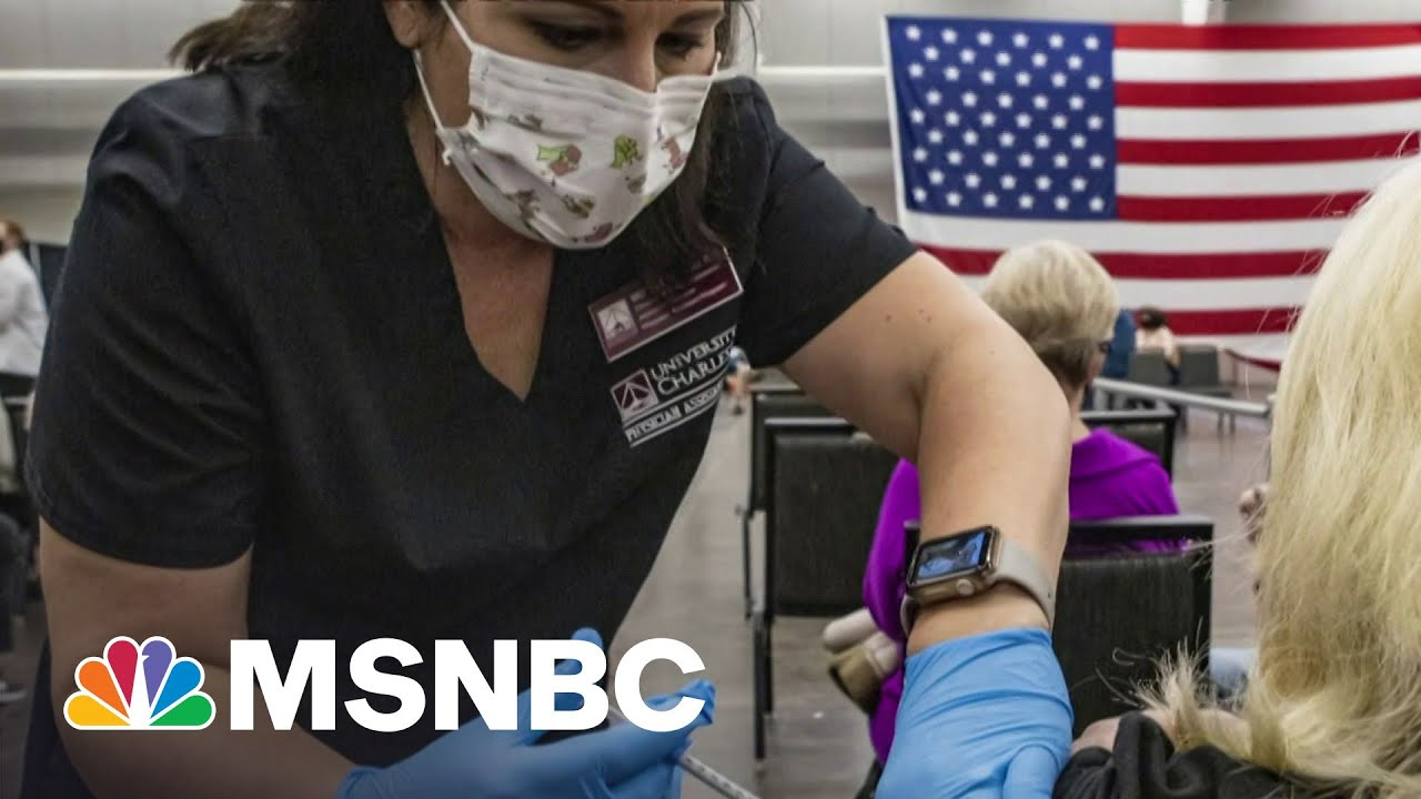Coronavirus Cases Hit A Seven-Month Low In The U.S.   Morning Joe   MSNBC 1