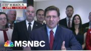Florida Becomes Latest State To Enact A Restrictive Voting Law | Morning Joe | MSNBC 3
