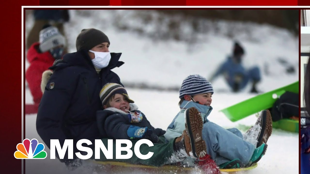 No Zoom School: Writer Argues In Favor Of Keeping Snow Days   Morning Joe   MSNBC 1