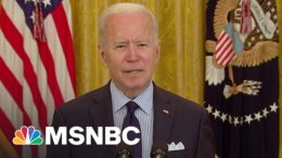 Biden On April Jobs Report: 'We're Still Digging Out Of An Economic Collapse' | MSNBC 1