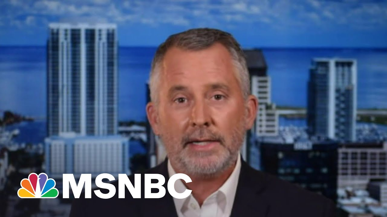 Former Republican David Jolly Says Current GOP Lacks Ideas and Dignity | MSNBC 1