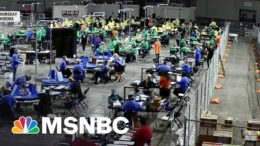 Red Flags Raised Over GOP Audit Of Arizona 2020 Ballots | MSNBC 2