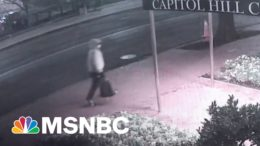 FBI Still Seeking Person Who Planted Pipe Bombs Ahead Of Capitol Riot | MSNBC 1