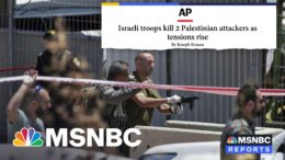 Israel-Palestine Tensions Rise With Forced Evictions in East Jerusalem | MSNBC 7