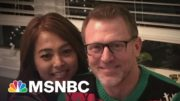 Friend Of Former Secret Service Agent Who Died Of Covid Shares Memories | MSNBC 4