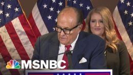 Giuliani Criminal Probe Bombshell: SDNY Vet Says 'More Going On' After Raid | MSNBC 5