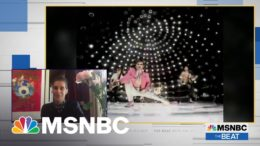 Iconic 'Jane's Addiction' Rocker Unveils MSNBC Inspired New Song | The Beat With Ari Melber 4