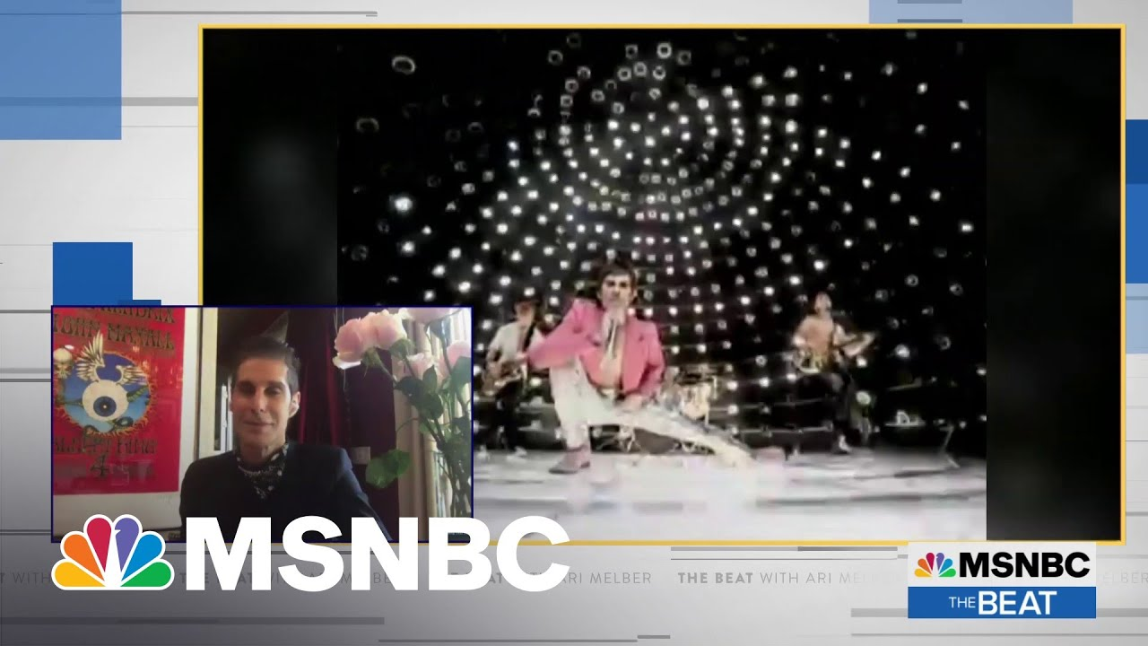 Iconic 'Jane's Addiction' Rocker Unveils MSNBC Inspired New Song | The Beat With Ari Melber 1