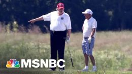 Lindsey Graham Bets On Trump-Led GOP—No Matter The Cost To America | All In | MSNBC 4