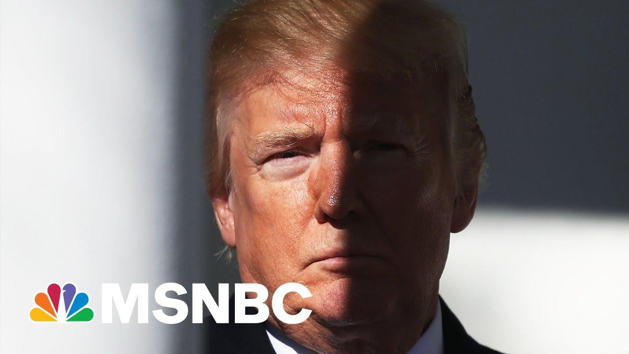 Trump's Legal Hurricane! Giuliani Raid Has 45 'Scared' | The Beat With Ari Melber | MSNBC 1