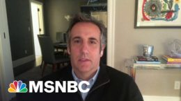 Michael Cohen On Giuliani: 'He's Going To Get Stiffed' | The ReidOut | MSNBC 1
