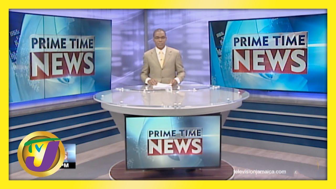 Jamaican News Headlines   TVJ News - May 6 2021 1