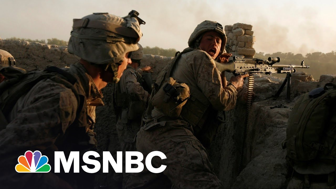 Russian Bounties In Afghanistan Clarified In New Report | Rachel Maddow | MSNBC 2