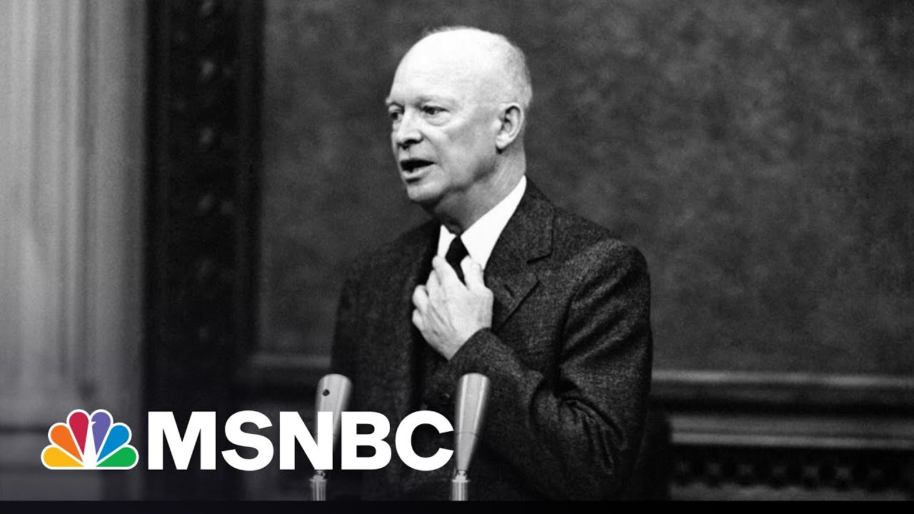 Political Fringe Looks To Take Over The Party Of Eisenhower | The 11th Hour | MSNBC 1