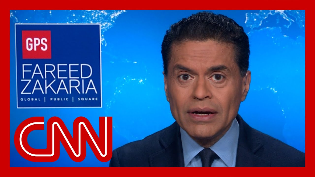 Fareed predicts boom after US economy's 'pandemic paralysis' 6