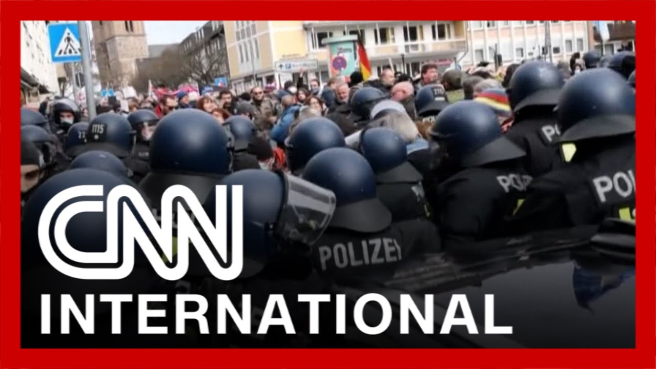 Germany sees spike in far-right crime 7
