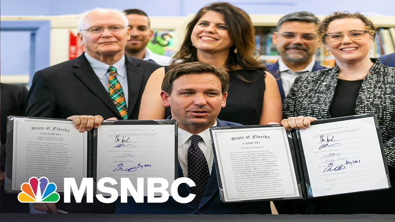 """Rep. Charlie Crist Says New Florida Voting Law """"Doesn't Make Any Sense Whatsoever"""" 