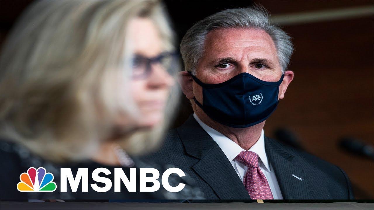 Velshi: The GOP's Identity Crisis   MSNBC 1