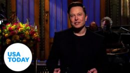 Elon Musk hosts 'SNL,' Miley Cyrus tributes godmother Dolly Parton | USA TODAY 3