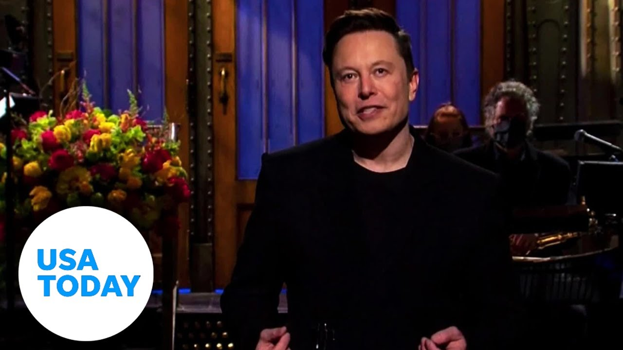 Elon Musk hosts 'SNL,' Miley Cyrus tributes godmother Dolly Parton   USA TODAY 1
