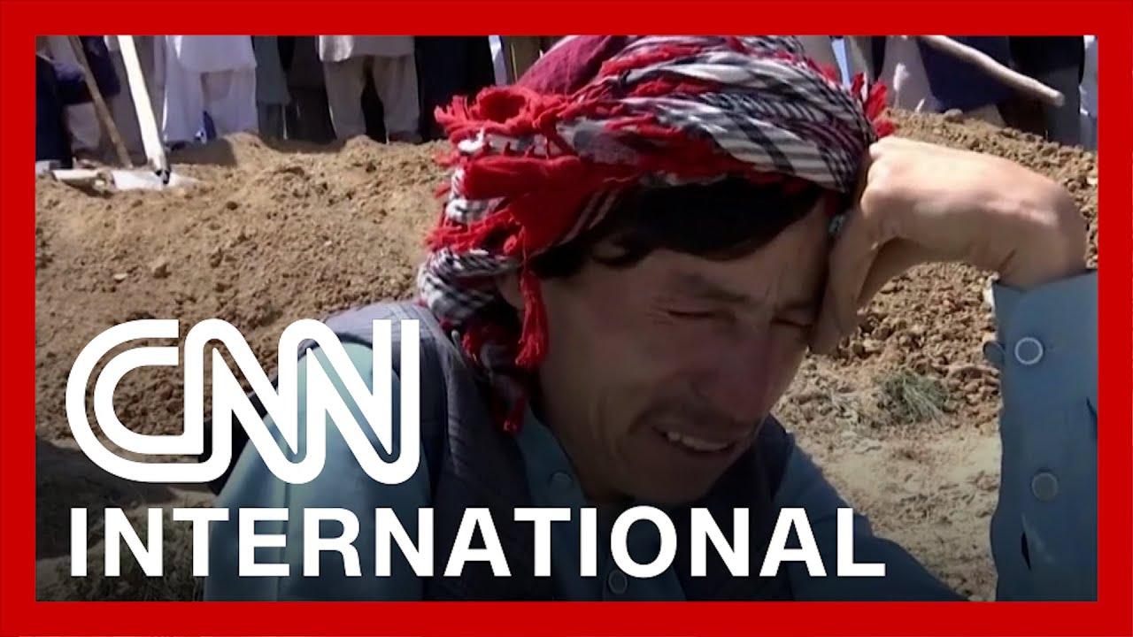Explosion at high school in Kabul kills dozens 1