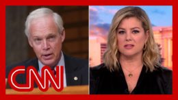 'Truly, madly, deeply false': Keilar fact-checks Ron Johnson's vaccine claims 5