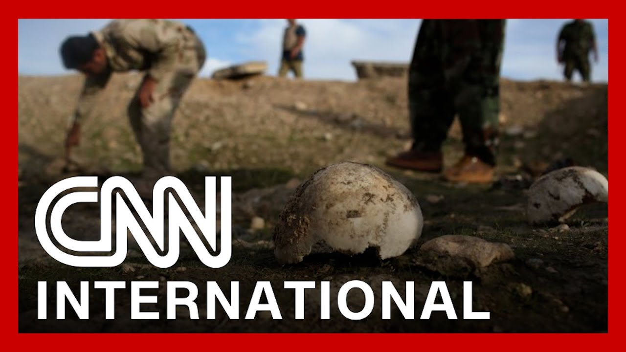 UN team builds genocide case against ISIS for massacre in Iraq 1