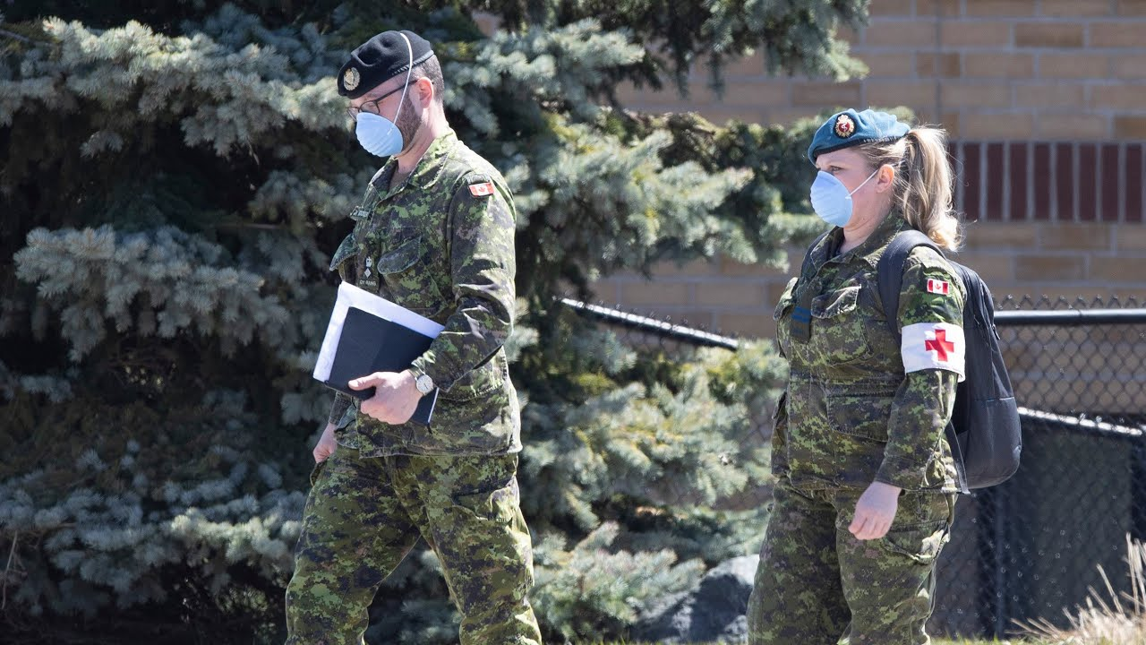 'They're dying of thirst': Advocate on military report into long-term care homes 1