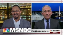 Dr. Anthony Fauci On The U.S. Fight Against Covid-19 | Joshua Johnson | MSNBC 9