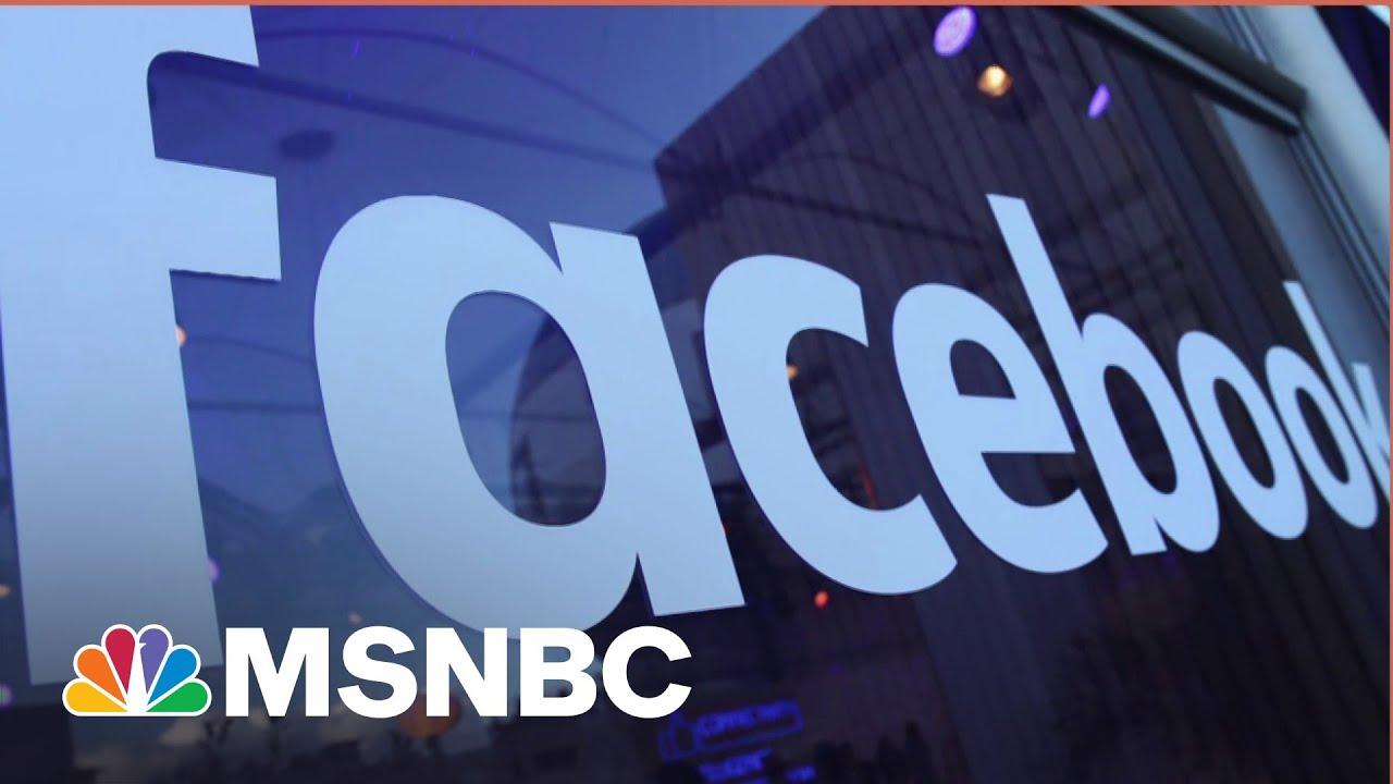 Facebook Oversight Board Member Criticizes Company As Trump Plots Social Media Comeback | MSNBC 1